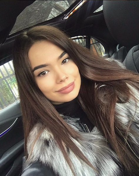 Beautiful Russian Woman From Rostov On Don